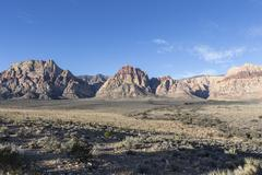 Red rock canyon national conservation area nevada Stock Photos
