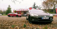 Tesla Model S 85 Stock Footage