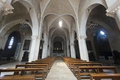 Osimo (italy): cathedral Stock Photos
