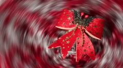 Abstract christmas background Stock Footage
