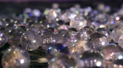 Marbles light Stock Footage