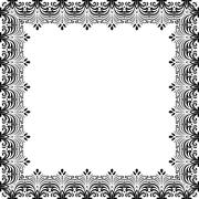 Floral  Pattern. Abstract Background Stock Illustration