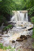 A large waterfall Stock Photos