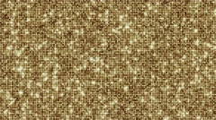 Twinkling gold lights Stock Footage
