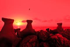 Mystical atmosphere Stock Photos