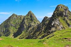 Mountain range Kuvituskuvat