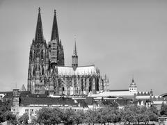 Koeln Cathedral - stock photo
