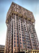 Torre Velasca, Milan - stock photo