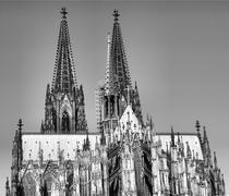 Koeln Cathedral - stock photo