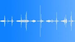 Pump Purge Loop - bulb primer operation - sound effect