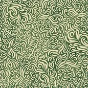 Green abstract fantasy pattern. contain mesh background, vector, eps8 Stock Illustration