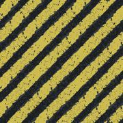 Hazard yellow lines. vector, eps8 Stock Illustration