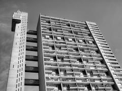 Stock Photo of Trellick Tower, London