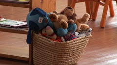 Cuddly Toys Stock Footage