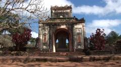 Arch Vietnam Stock Footage