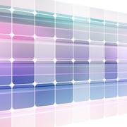 Futuristic Background - stock illustration