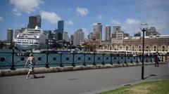 Sydney Harbour, Sydney Australia Stock Footage