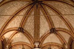..fontevraud abbey- church of st michael Stock Photos