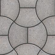 Gray Wavy Figured Pavement. Piirros