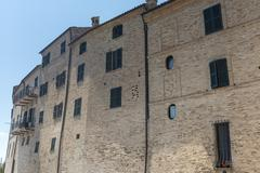 montelupone (marches, italy) - stock photo