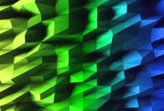 Noisy gradient wall background Stock Illustration