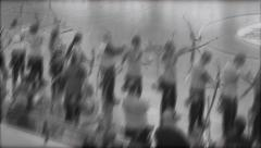 Intro for Archery Stock Footage