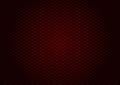 illustration - background of red laser grid - stock illustration