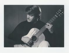 """""""The Guitarist"""" Stock Photos"""