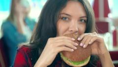 Enjoy your Meal Stock Footage
