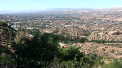 Simi Valley - stock footage