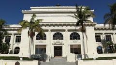 Ventura City Hall 2 Stock Footage