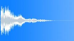 Scifi plasma impact Sound Effect
