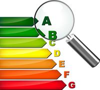 Stock Illustration of energy efficiency