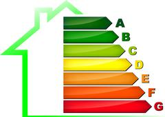 Stock Illustration of energy efficiency symbol