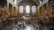 Stock Video Footage of Grand Central Station