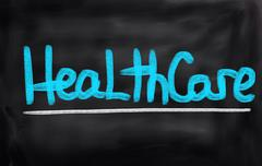 Healthcare concept Stock Illustration
