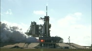 Discovery Launches on Mission STS-124 Stock Footage