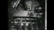 Dziga Vertov - Man with a Movie Camera (1929) Stock Footage