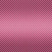 Gradient pink color perforated metal sheet Stock Photos