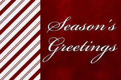 season's greetings - stock photo