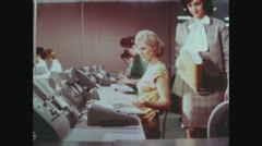 Employees working in National Computer Center - free stock footage