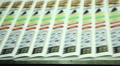printing paper in printing house 4 Footage