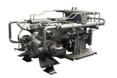 Air compressor Stock Photos