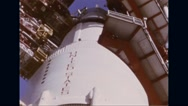 Apollo 11 in NASA Kennedy Space Center Stock Footage