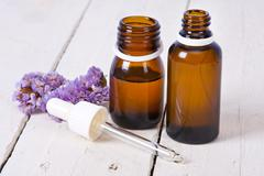 Spa and aromatherapy Stock Photos