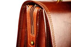 Briefcase Details Stock Photos