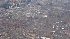 ZB '14 RX100 - Las Vegas Aerial Stock Footage