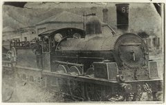Class O-60 No.62 locomotive - free stock photo