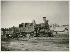 Class Z1310 (CC) locomotive, 1941 - free stock photo