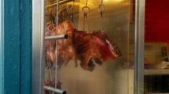 Roast Duck, Chinese Roast Duck, 4K, UHD Stock Footage